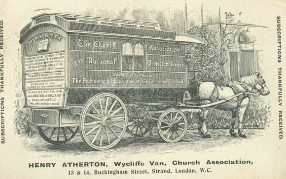 Church Association van