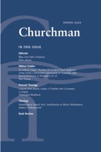 Churchman Vol 134/1