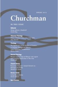 Churchman Vol 129/1