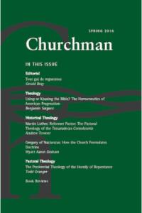 Churchman Vol 130/1