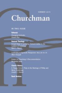 Churchman Vol 129/2