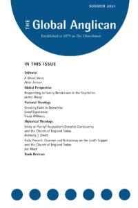 The Global Anglican Vol 135/2