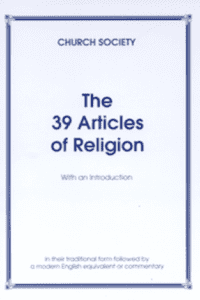 The 39 Articles of Religion